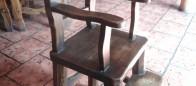 Koka bērnu krēsliņi