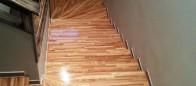 Dekoratīvās Koka kāpnes