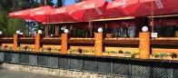 Restorānu un kafejnīcu terases