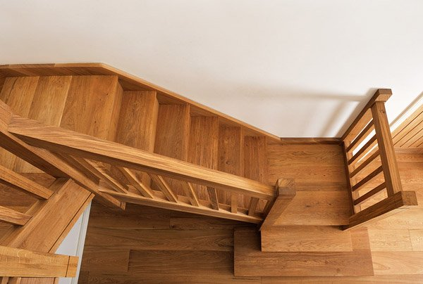 Wooden Stairs Joinery